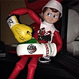 Boxing Elf.