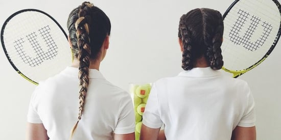 6 U.S. Open Hairstyles Perfect For Your Next Workout