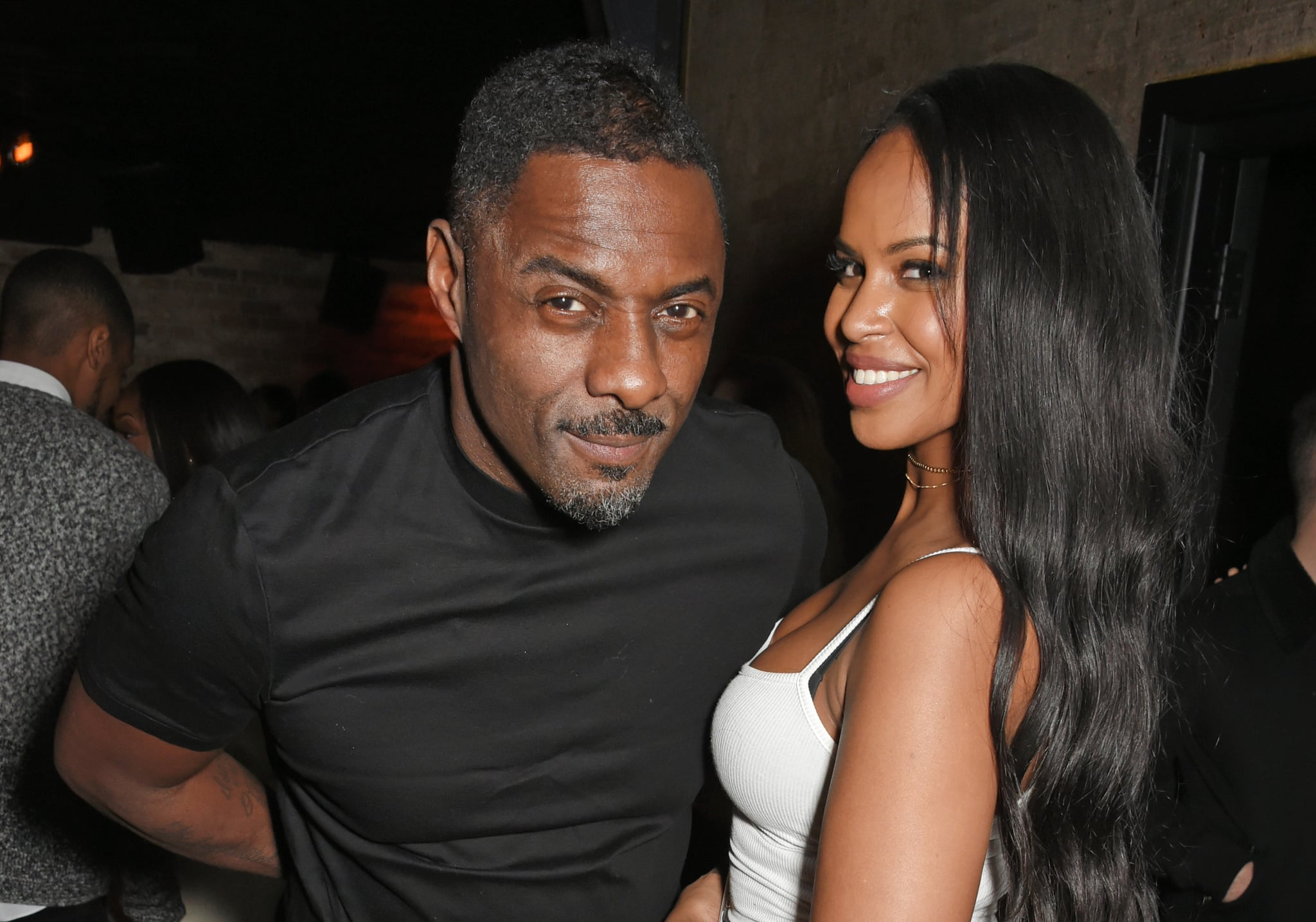 Image result for Idris Elba's Fiancée Is Excited to Be Marrying the Sexiest Man Alive