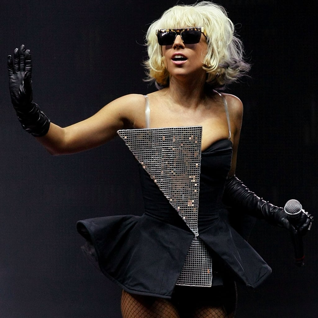 Lady Gaga Super ...A And K Tours Videos