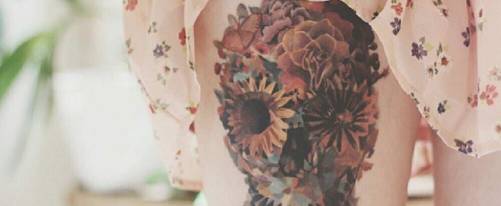17 Skull Tattoos That Are Edgy and Beautiful