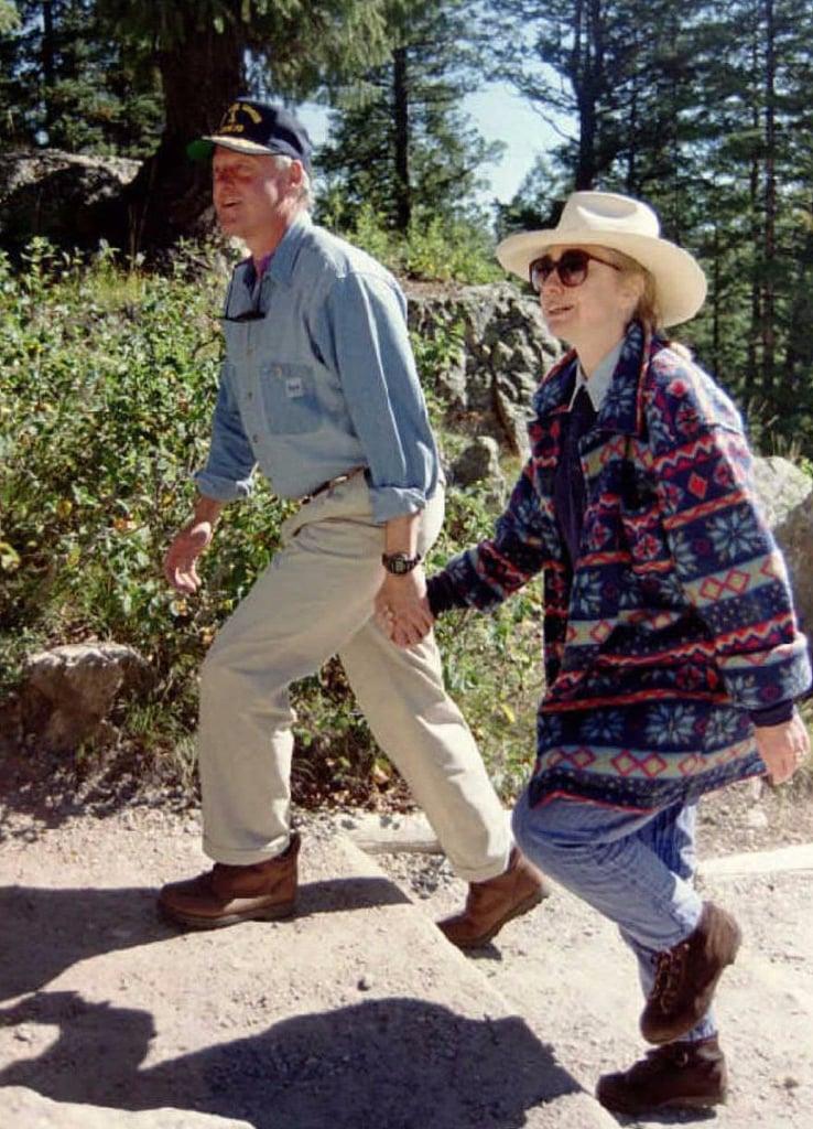 Hillary Clinton's Fleece Jacket