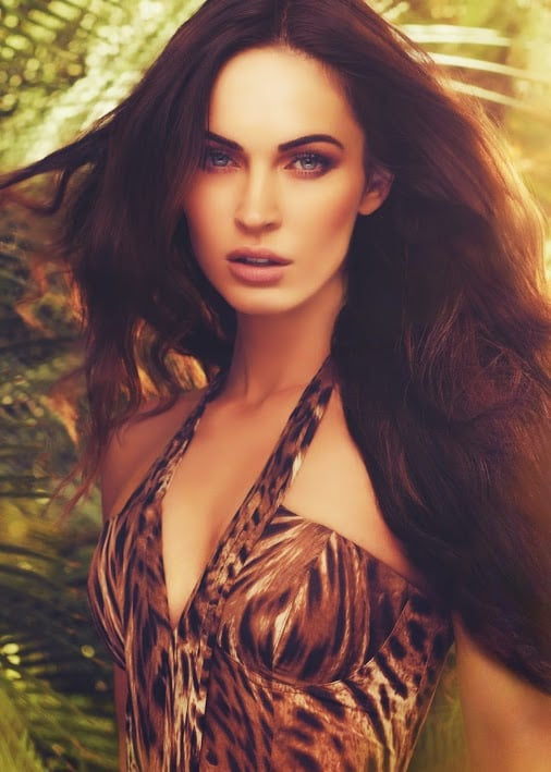 """""""Wow,"""" said one Google+ user in response to Megan Fox's new Avon fragrance campaign, and we agree."""