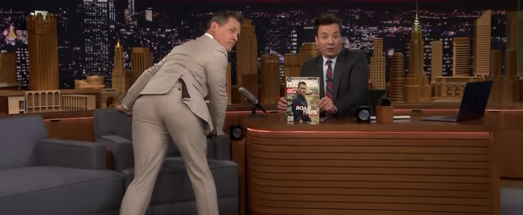 Josh Brolin on Jimmy Fallon May 2018 Video