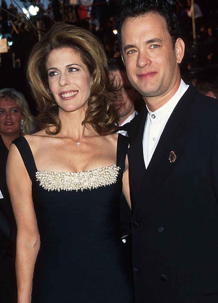 Rita Wilson (with Tom Hanks) | Iconic Beauty Looks From the 1995 ...