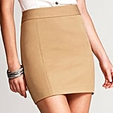 Express Mid-Thigh Pencil Skirt ($50)