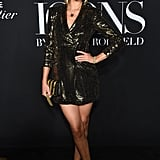 Lauren Remington at the Harper's Bazaar ICONS Party
