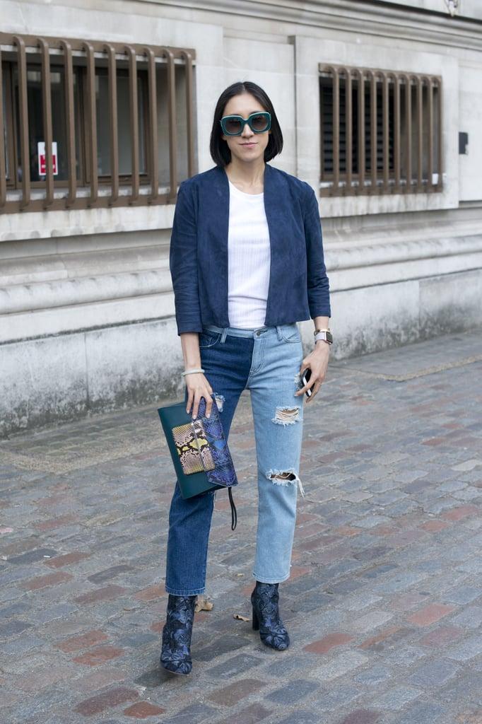 Eva Chen, Instagram's head of fashion partnerships