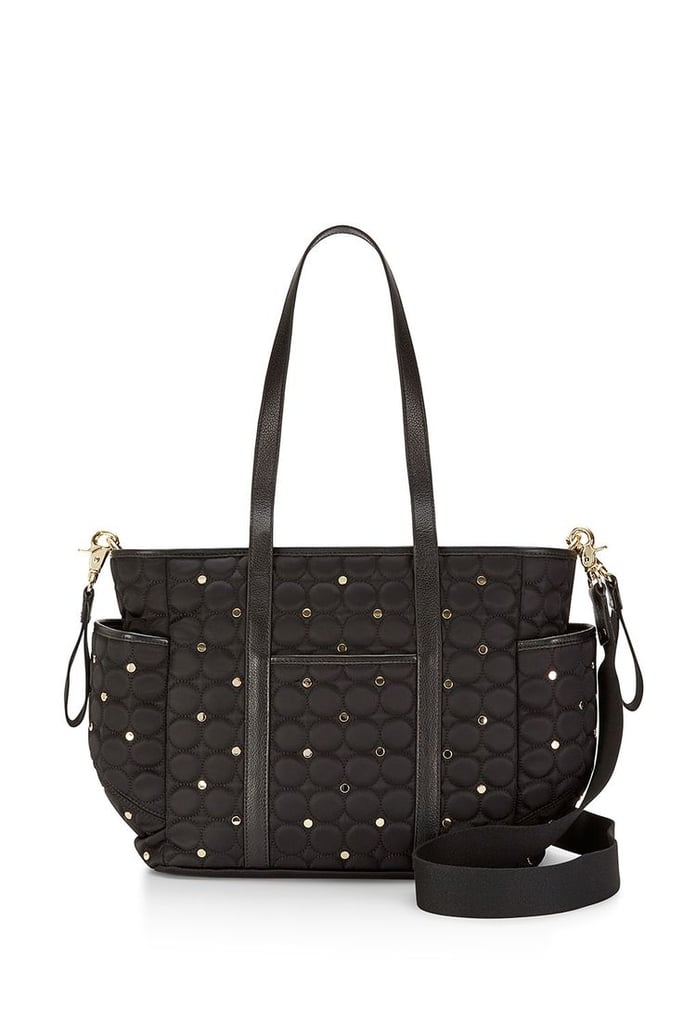 Rebecca Minkoff Marissa Quilted and Studded Diaper Bag