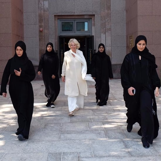 Camilla Parker Bowles's Female Protection Team | Middle East