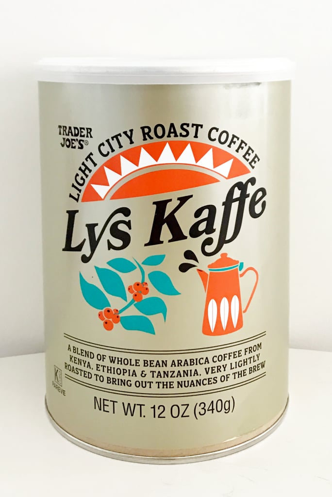 Lys Kaffe Light City Roast Coffee ($8)