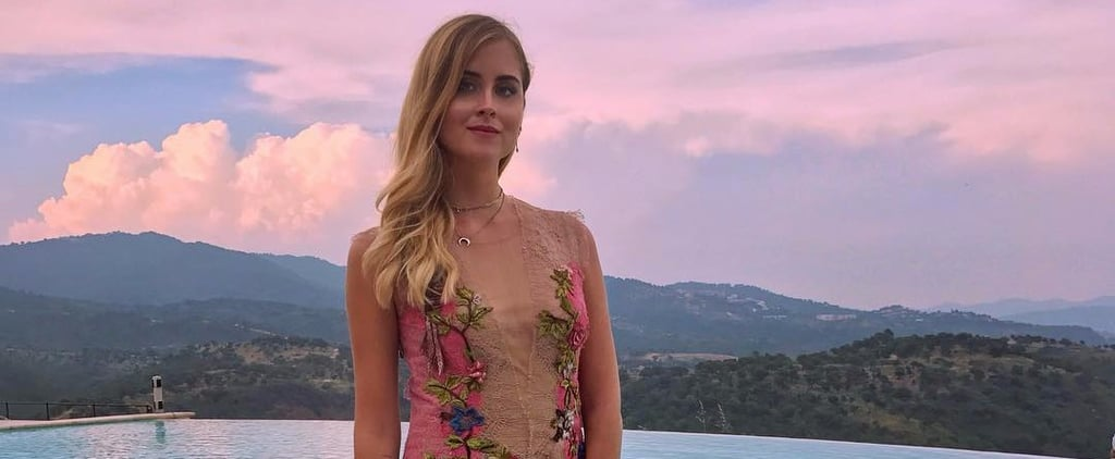 This Fashion Blogger Found the Dreamiest Summer Dress to Wear to a Wedding in Cannes