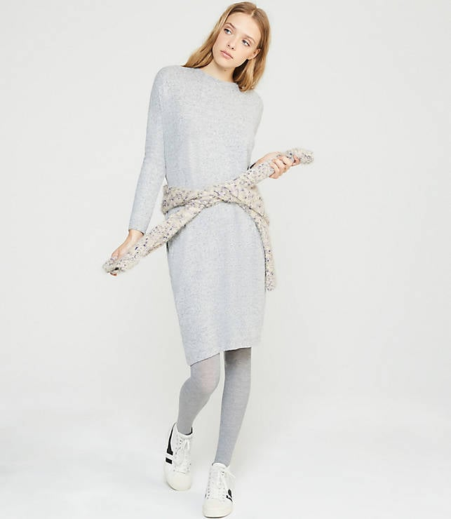bdf20b8d39e Lou   Grey Brushmarl Cocoon Pocket Dress