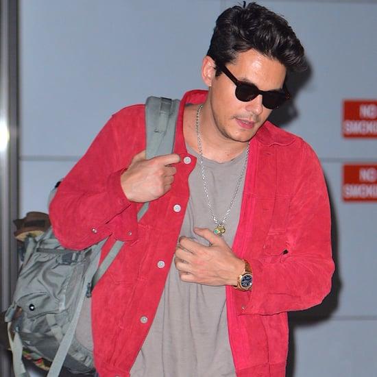 John Mayer at JFK March 2016