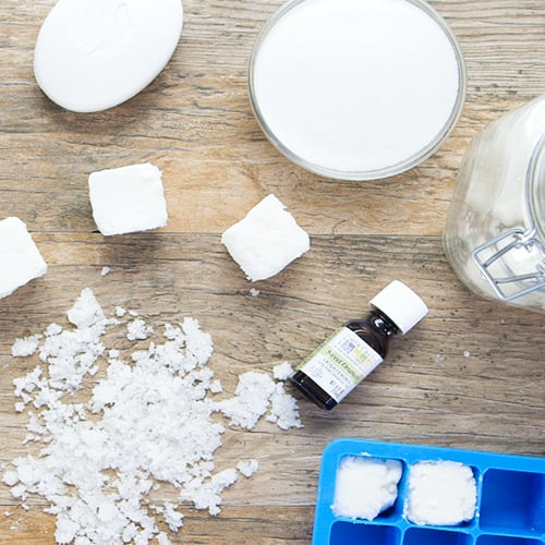 DIY Exfoliating Body Scrub Cubes | Video