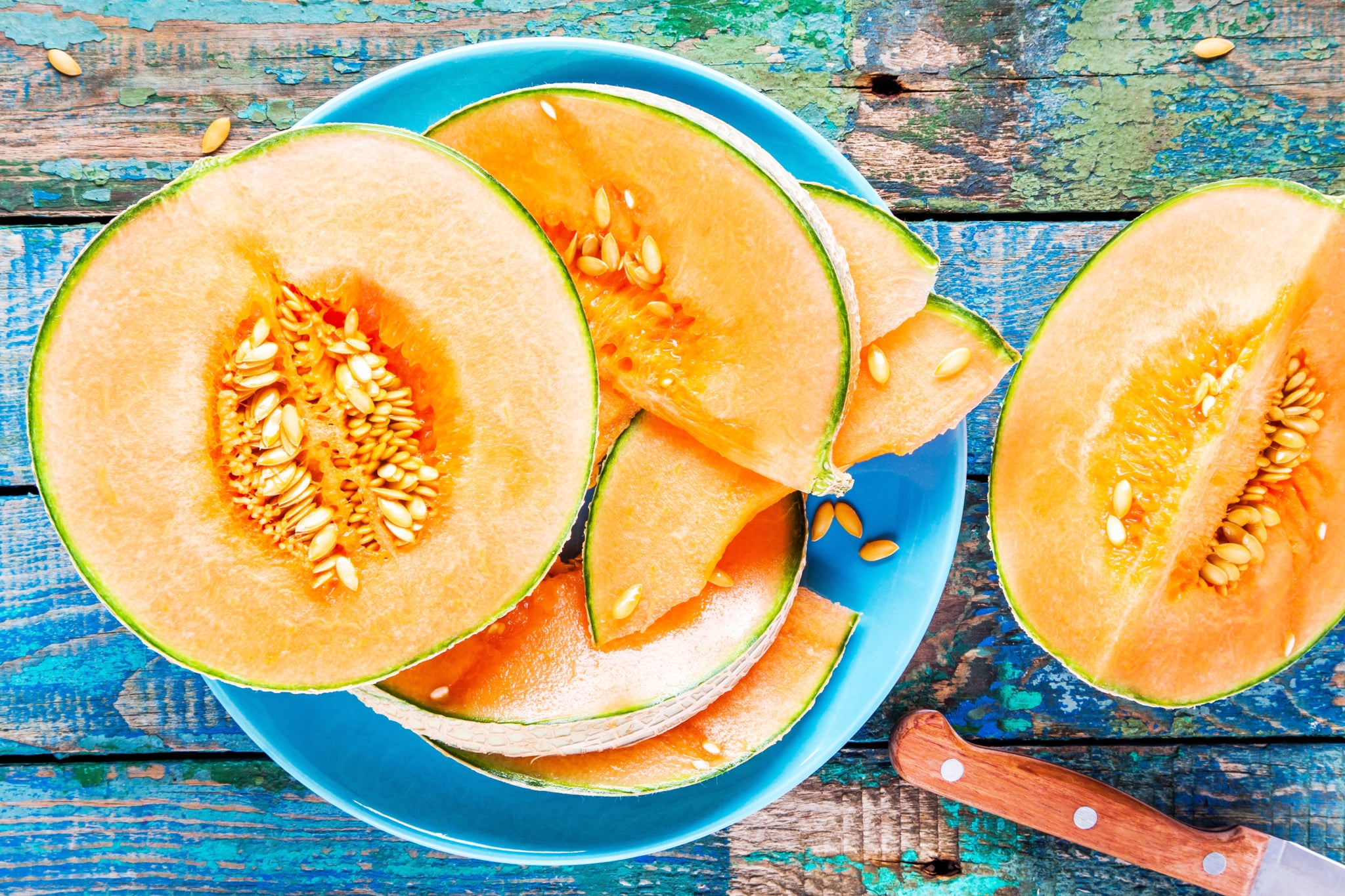 Listeria sickens 10 in Australia with link to rockmelon