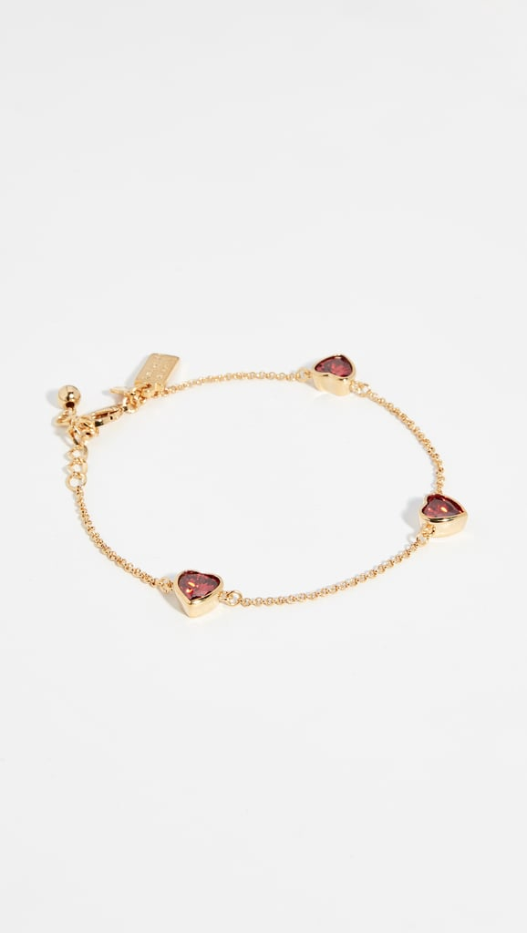 Kate Spade New York Romantic Rocks Linear Bracelet
