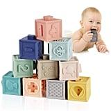 Mini Tudou Baby Blocks Soft Building Blocks