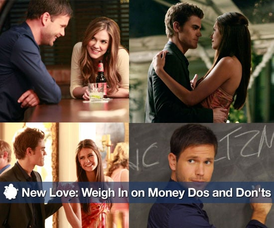 New Love: Weigh In on Money Dos and Don'ts