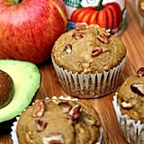 Pumpkin Avocado Muffins
