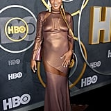 Amanda Seales at HBO's Official 2019 Emmys Afterparty