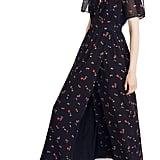 Madewell Tulip Sleeve Maxi Dress