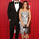 Hamish Blake and Zoe Foster