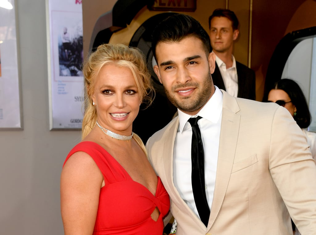 Britney Spears Is Engaged to Sam Asghari