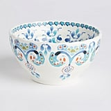 Anthropologie House of Mirrors Earthenware Bowl