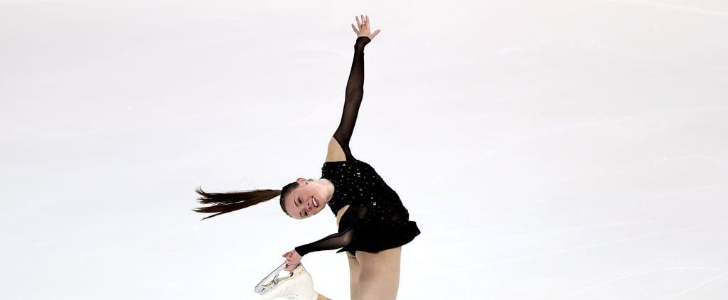 Watch Mariah Bell's Britney Spears Figure Skating Routine