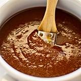 Slow-Cooker Jalapeño Peach BBQ Sauce