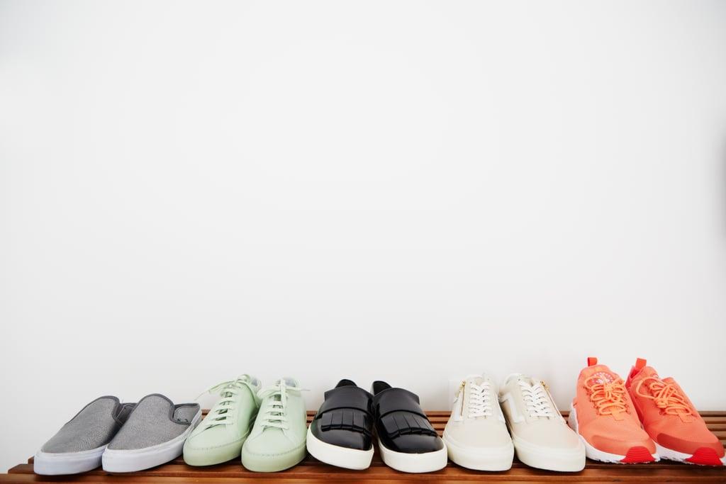 Sneaker Trends Spring 2016