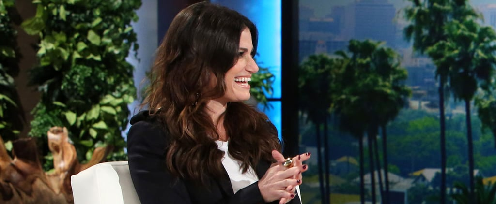 Idina Menzel Reveals Her 7-Year-Old Son Uses Frozen to Flirt With Girls
