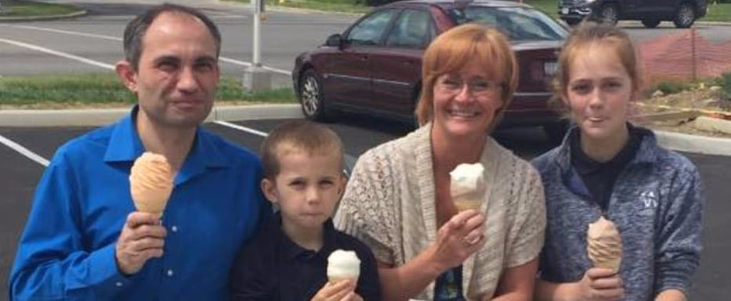 What Happened After a Stranger Snapped This Family's Photo Will Give You Chills