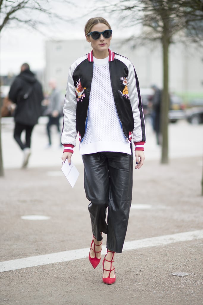 London Fashion Week Street Style Februar 2016 Popsugar