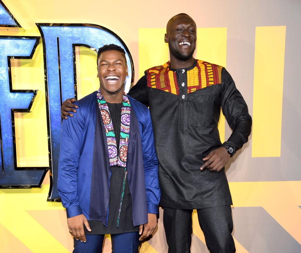 Black Panther European Premiere Pictures Feb 2018