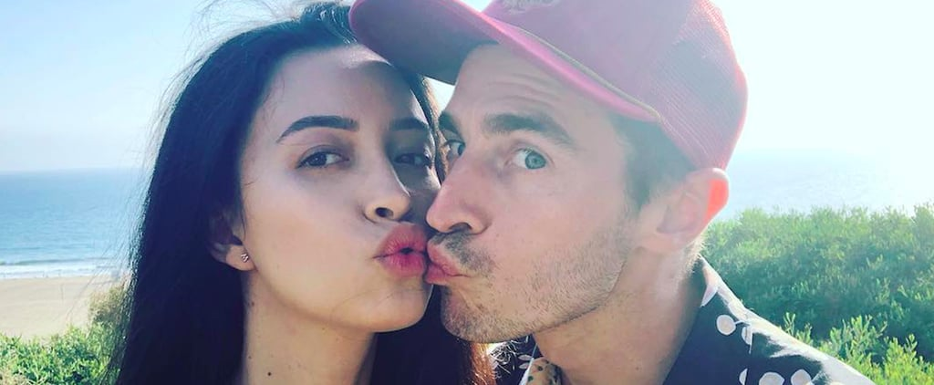 Christian Serratos and David Boyd's Cutest Pictures