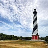 Cape Hatteras Lighthouse: Outer Banks, NC
