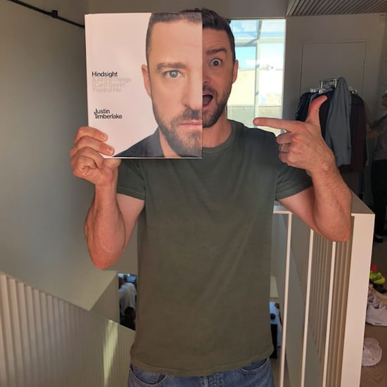 What Is Justin Timberlake's Book Hindsight About?