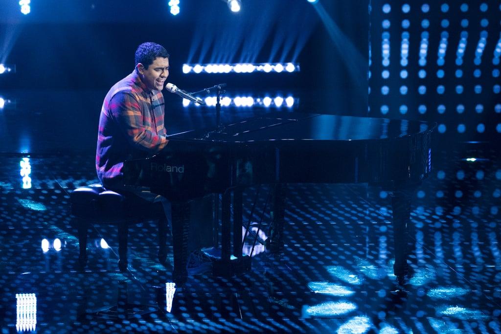 Alejandro Aranda's Performances on American Idol