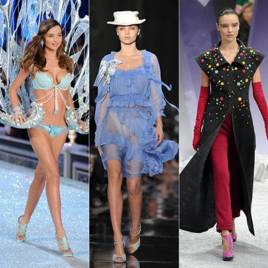 Miranda Kerr Runway Photos