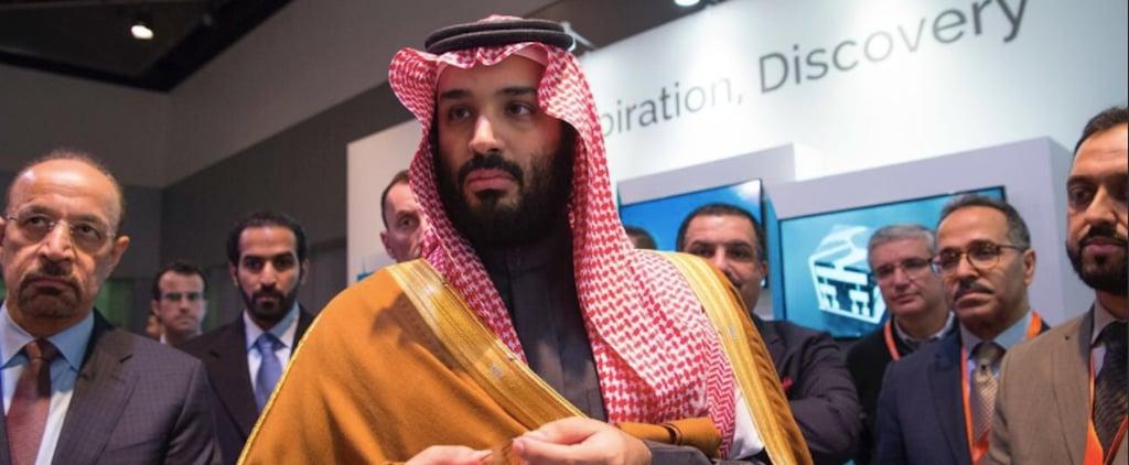 محمد بن سلمان يحظى بلقب أكثر رجل جدير بالإعجاب في السعوديّة