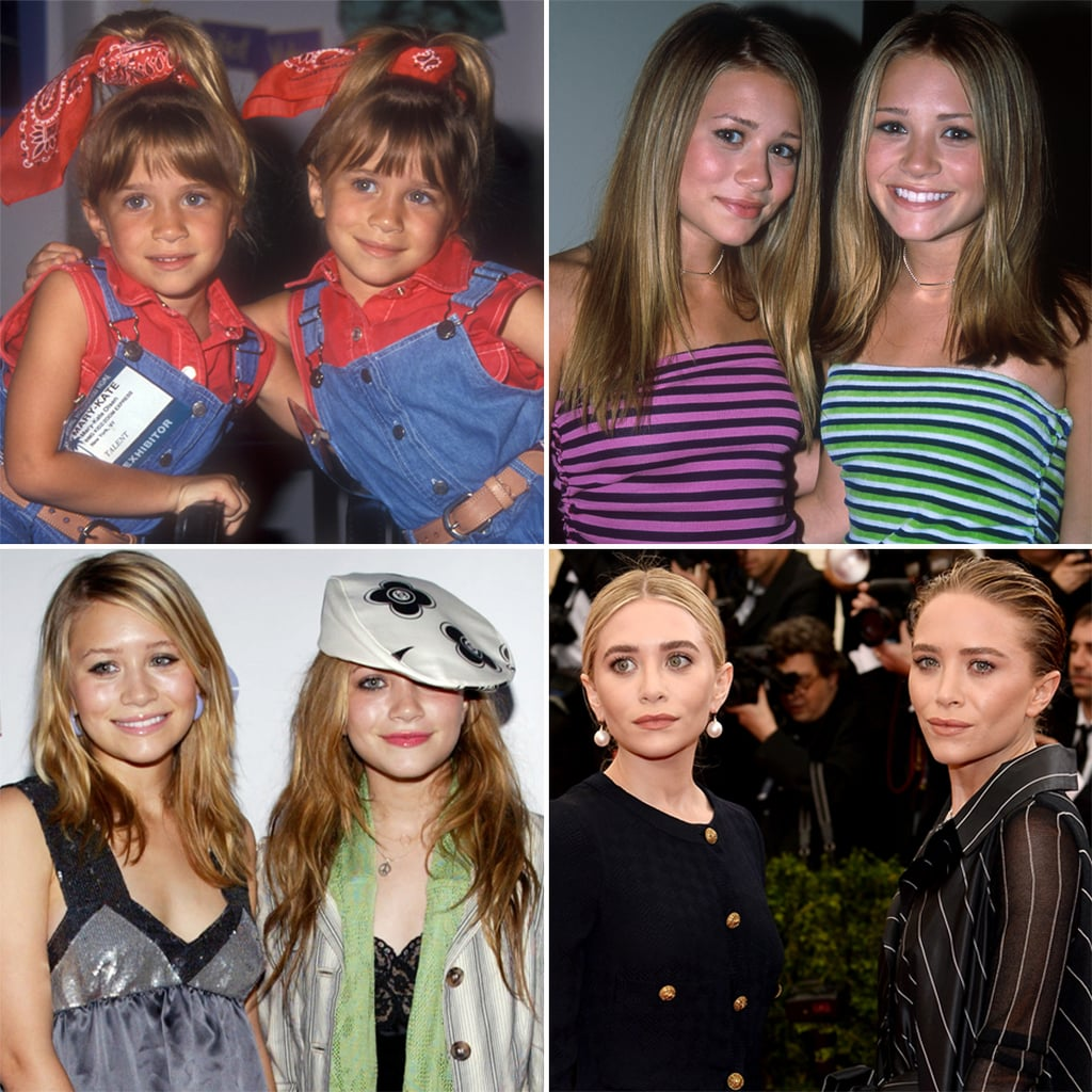 Mary Kate And Ashley Olsen Pictures Popsugar Celebrity