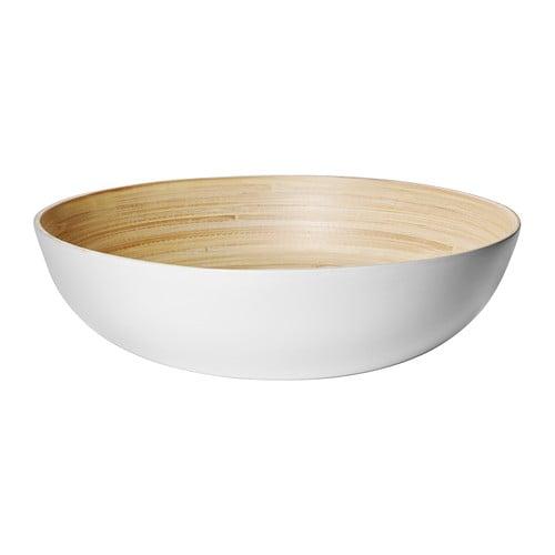 سلطانيّة تقديم الطعام المصنوعة من خشب الخيزران