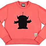 Pixar Alien Graphic Sweatshirt ($20)