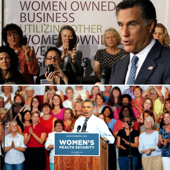 Romney and Obama Quotes on Women