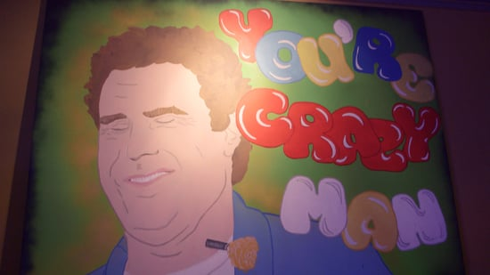 Will Ferrell Themed Bar NYC