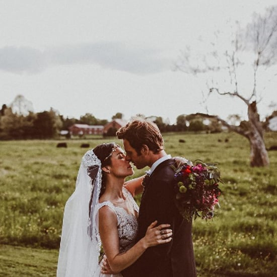 Nick Gehlfuss Wife Wedding Dress May 2016