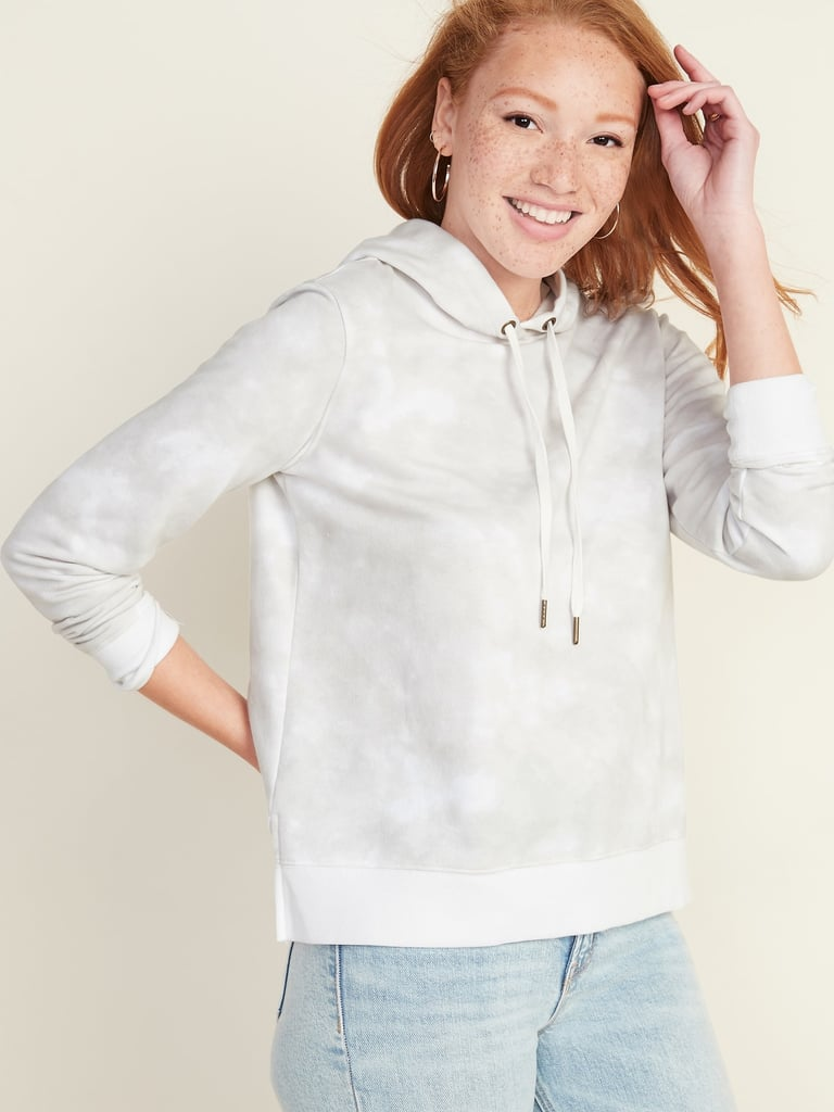 Old Navy Relaxed Vintage Pullover Hoodie