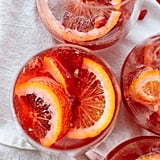 Blood Orange Pomegranate Sparkling Sangria